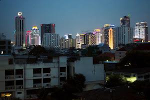 Бангкок. Виза по прилету, поиски жилья и другие ньюансы
