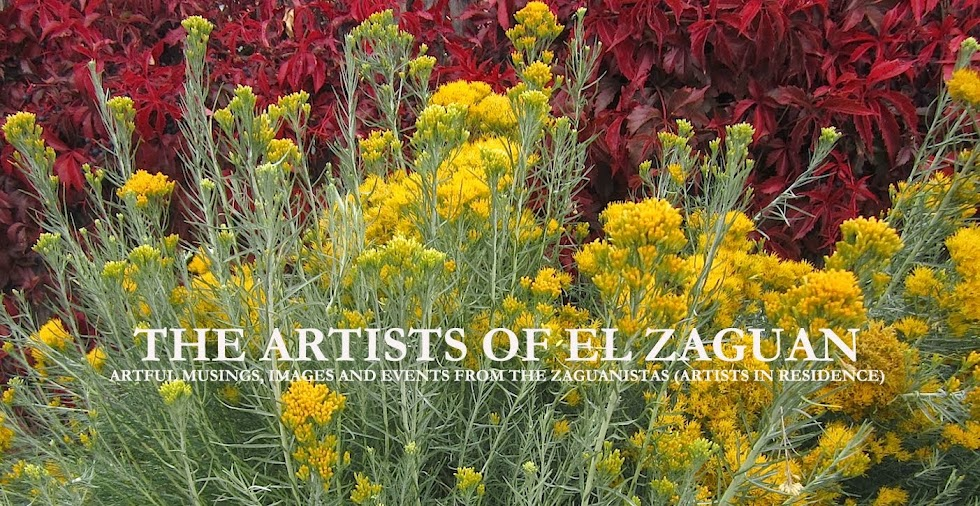 The Artists of El Zaguan