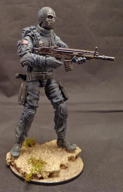 stronox custom figures call of duty ghosts logan t walker