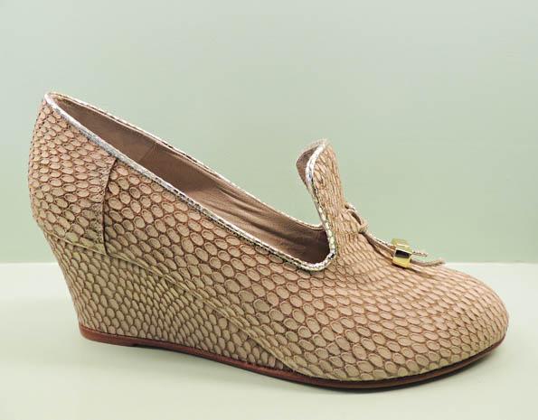 Zapatos de cuero otoño invierno 2013 Gretaflora