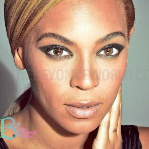Beyonce's natural face (No makeup) surfaces on the internet