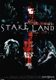 Watch Stake Land 2011 HDRip Hollywood Movie Online | Stake Land 2011 Hollywood Movie Poster