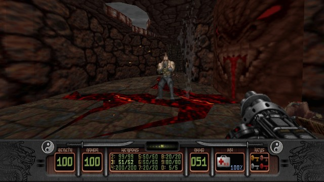 Shadow Warrior Classic Redux PC Games Gameplay
