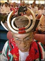 Kachin man