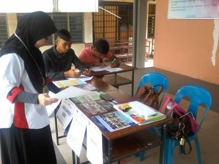 Promosi kolej komuniti pada SPM 2014