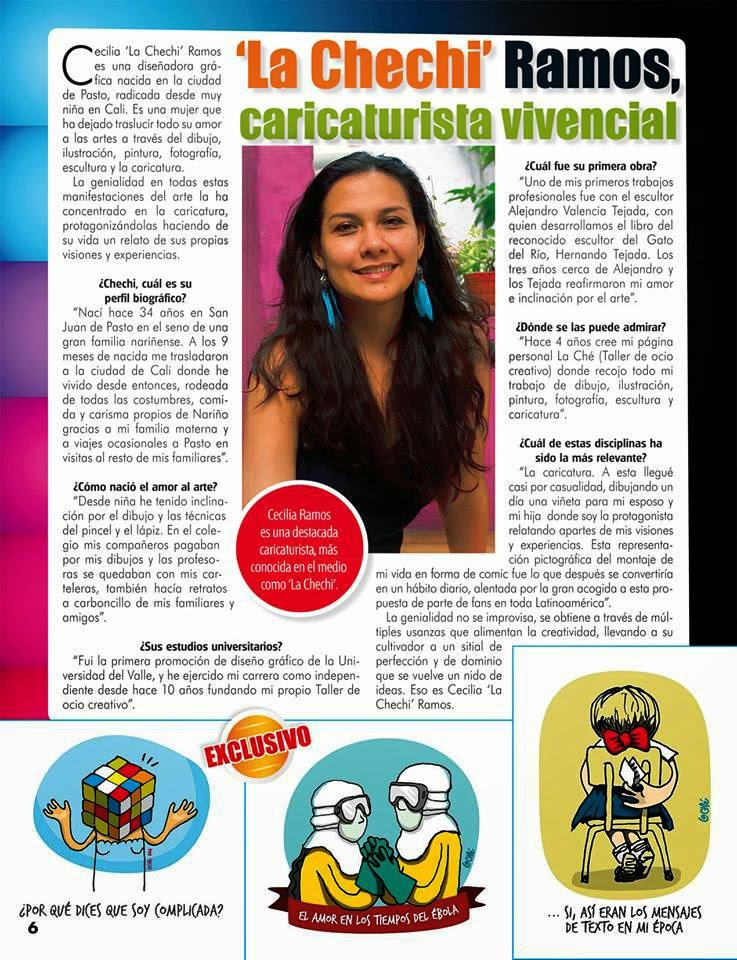 Revistas colombianas de farandula revistas colombianas for Ultimos chismes dela farandula mexicana