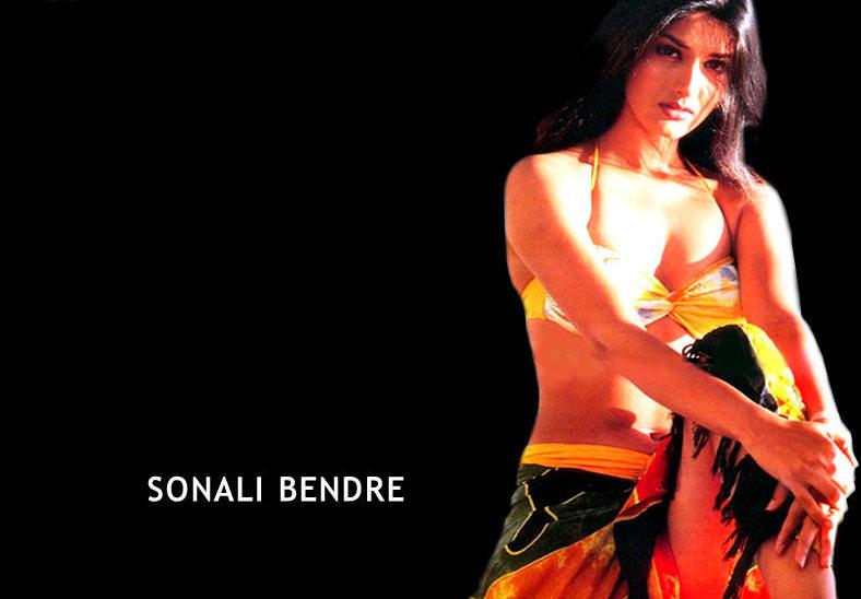 sonali bendre hot wallpaper