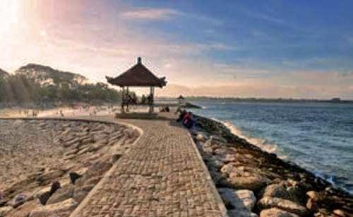 Wisata Pantai Sanur Denpasar
