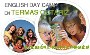 English Day Camp en Outariz, campamento de día en inglés