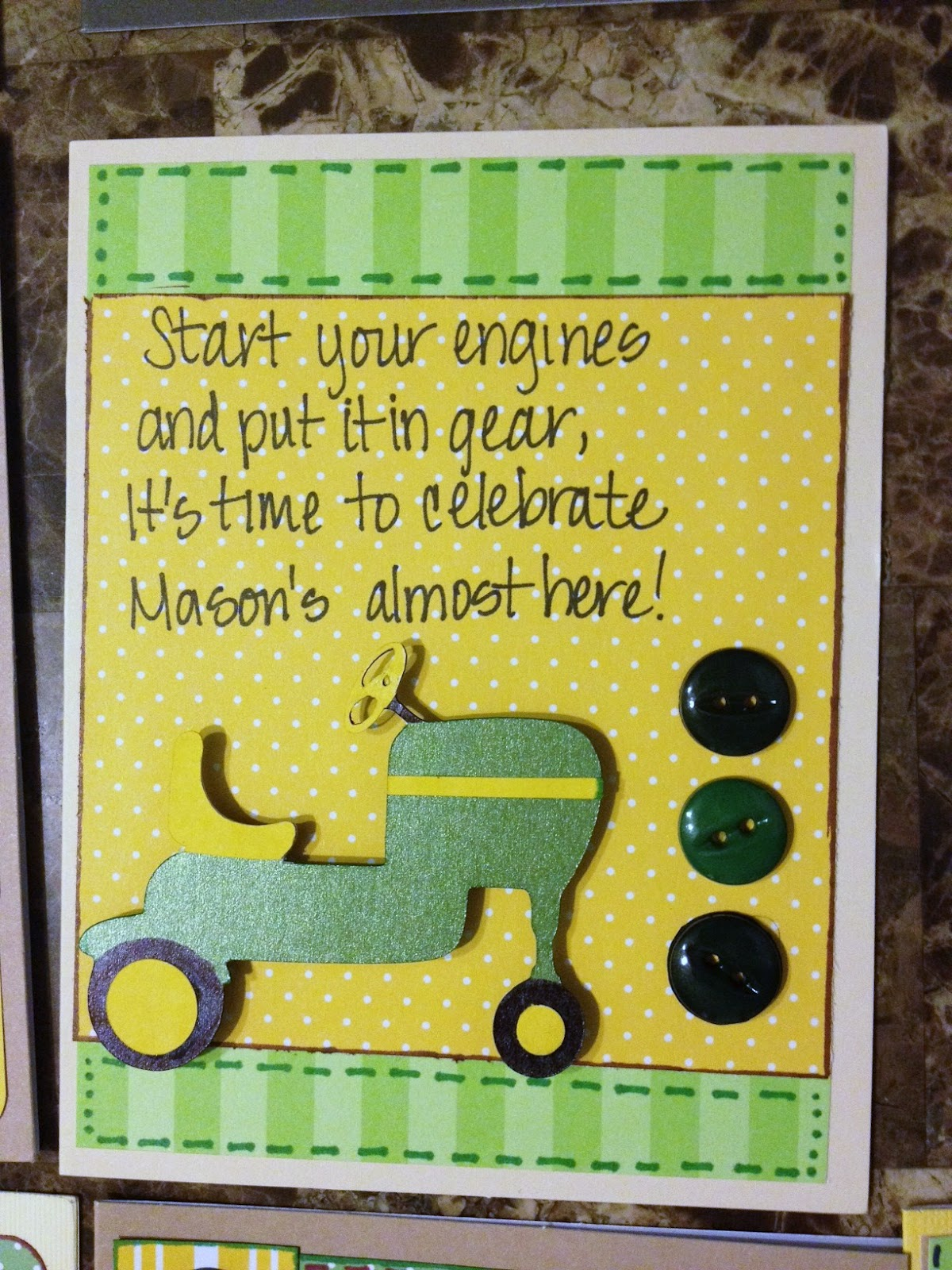 lmcreationsshe cave john deere baby shower invitations, Baby shower
