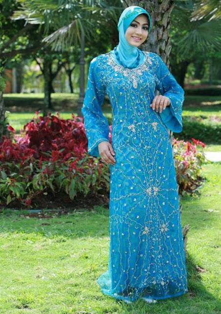 Women Abaya Designs 2012