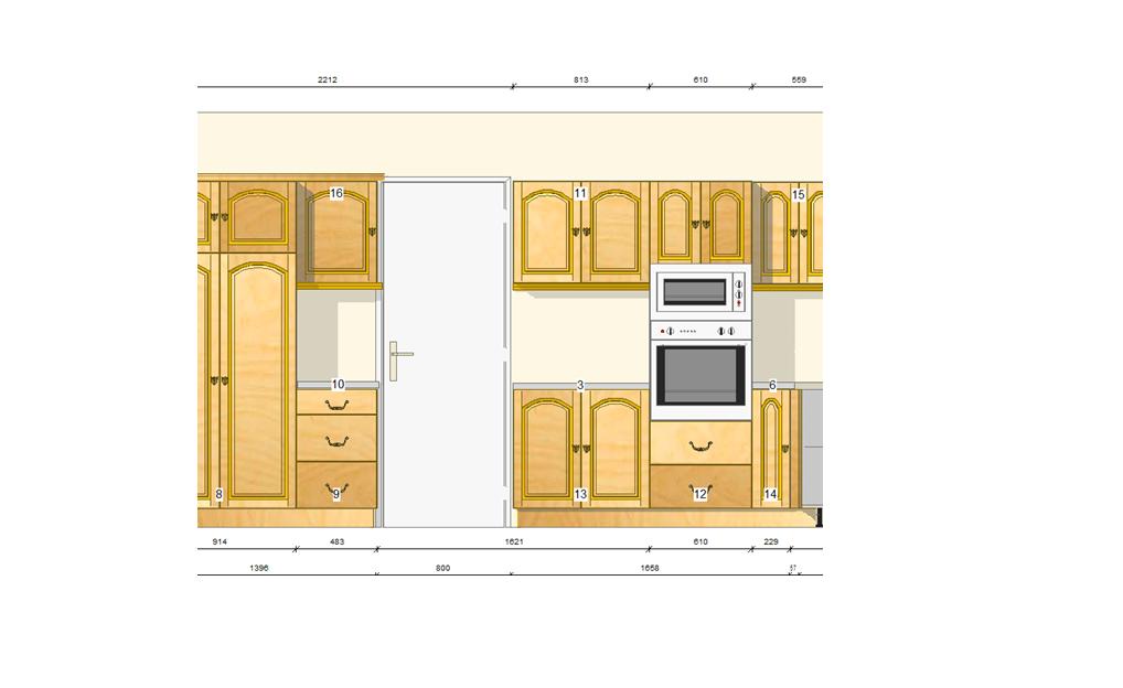 Diseño Muebles 3D