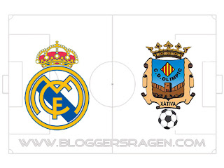 Prediksi Pertandingan CD Olímpic de Xàtiva vs Real Madrid