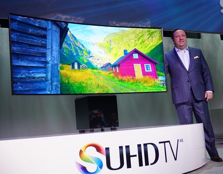 Hai mẫu SUHD TV mới nhất của Samsung 1