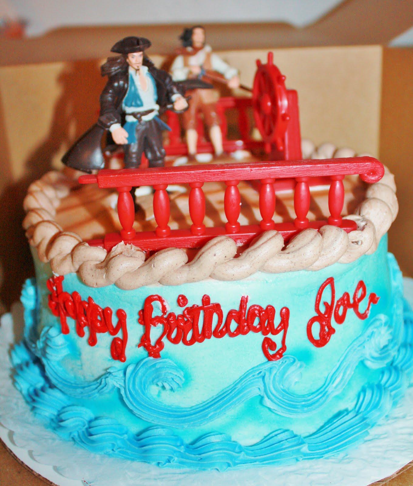 That's Life: Celebrating Joe's Birthday