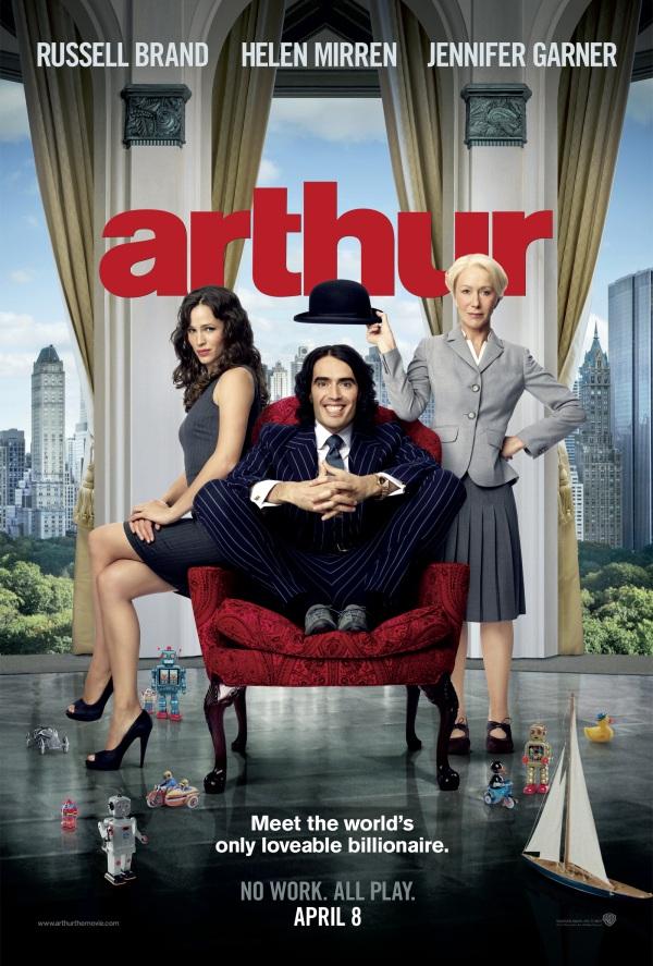 Arthur DVDRip Español Latino