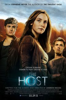 La Huésped (The Host) 720p (2013) - Latino
