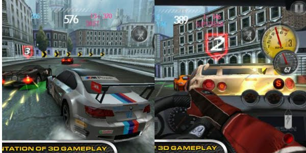 Need For Speed Shift 3D for Blackberry