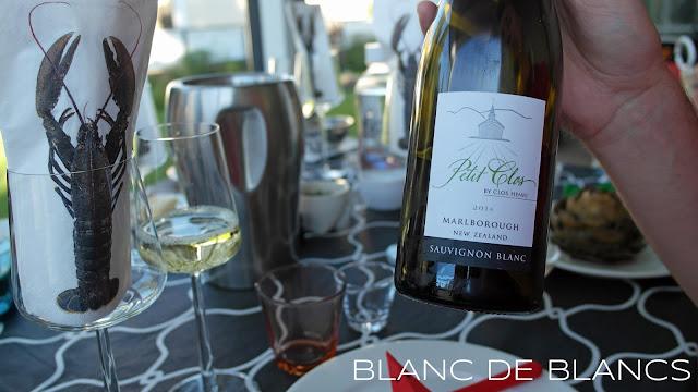 Petit Clos by Clos Henri Sauvignon Blanc 2014 - www.blancdeblancs.fi