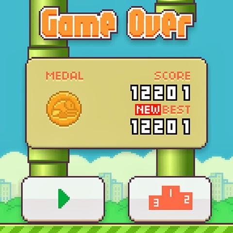 Flappy Bird High Score