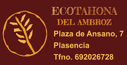 Ecotahona del Ambroz