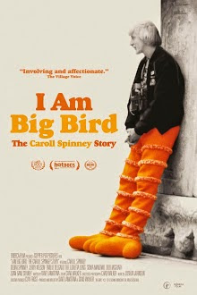 """I Am Big Bird"" - Now Available to Download on iTunes and NOW Playing in Select Theatres"