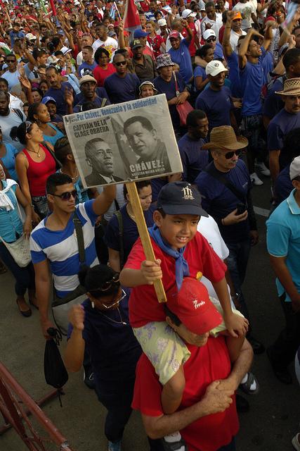 Primero de Mayo a la cubana [+ fotos]