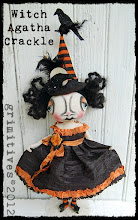 Witch Agatha Crackle
