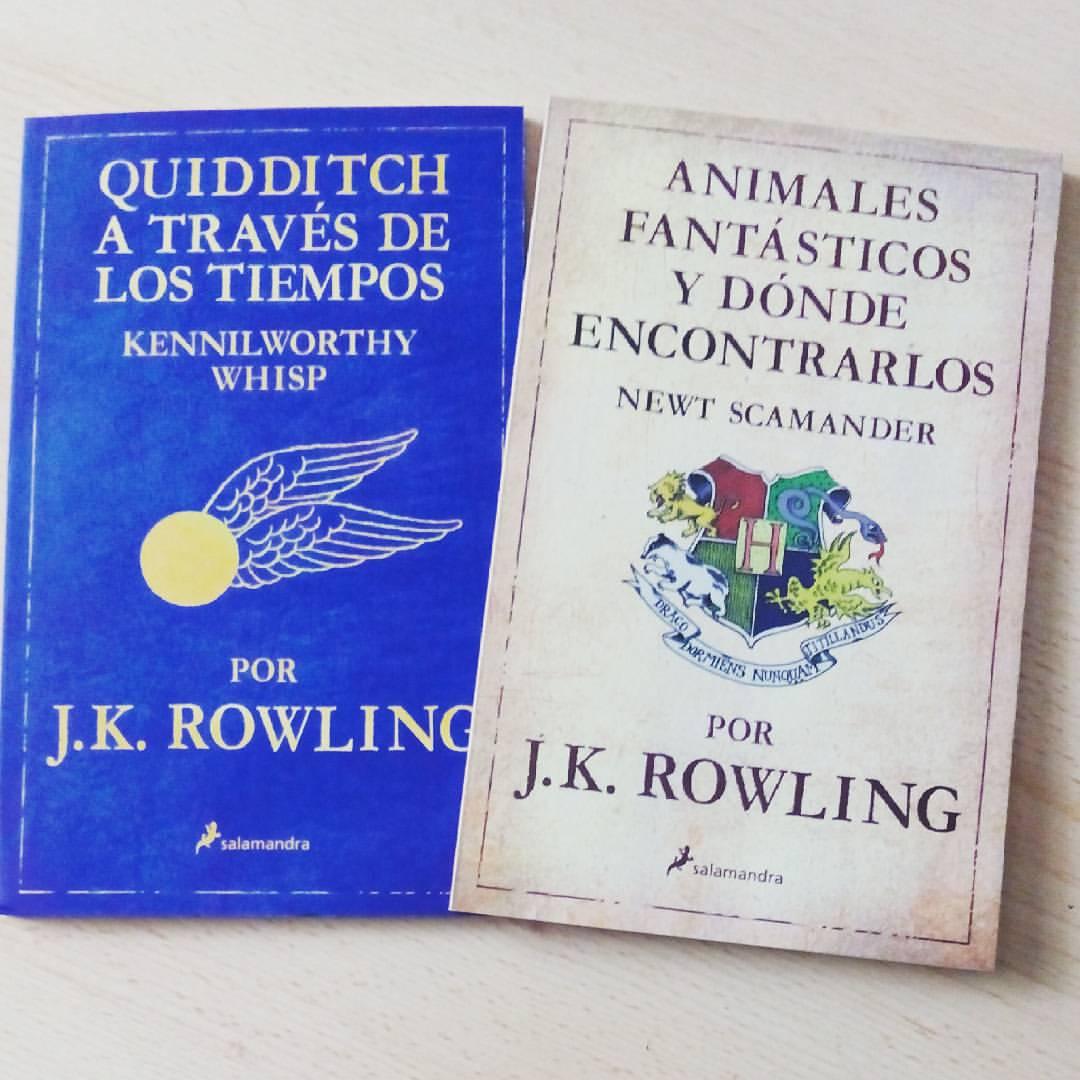 Animales fantasticos, Quidditch a través de los tiempos - J. K View ...