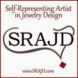 Self Representing Jewelry Designer Badge