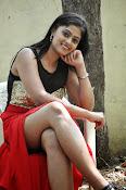 Meghasri glamorous photos in red-thumbnail-16