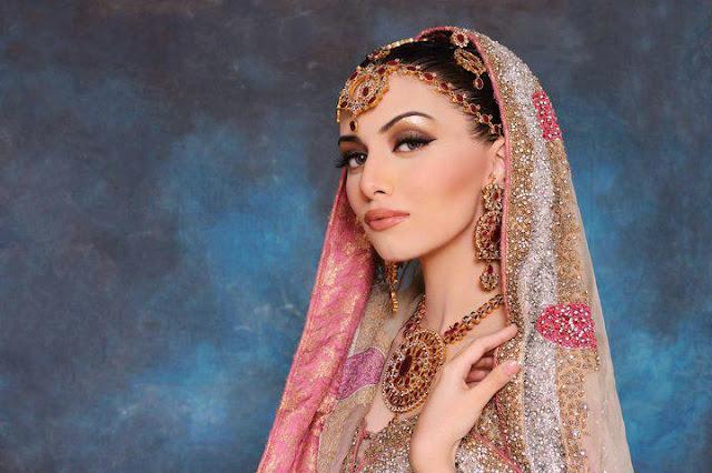 Bridal Makeup 2013 By Fashion She 9