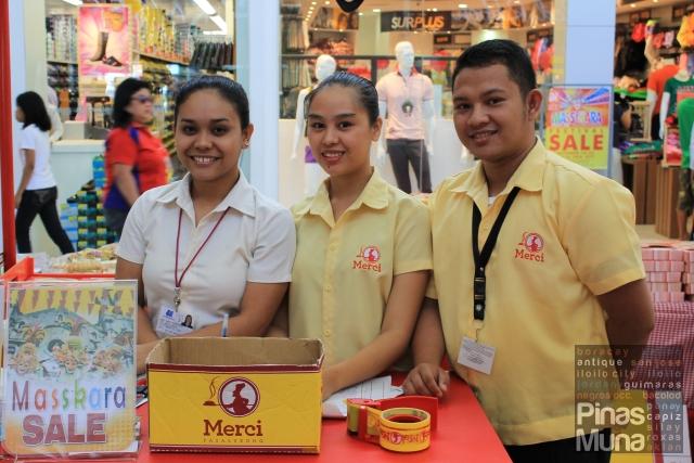 Merci Pasalubong Treats at SM City Bacolod