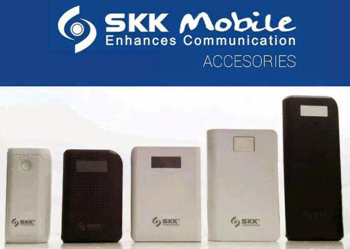 SKK Mobile Introduced Their Very Own Power Banks