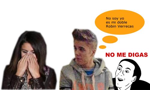 Selena Gomez triste por justin
