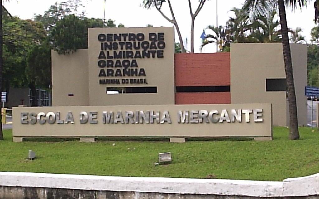 MARMERCANTE - Escola de Formação de Oficiais da Marinha Mercante-EFOMM