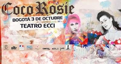 CocoRosie en Concierto