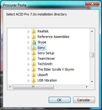 how to use acid pro 7