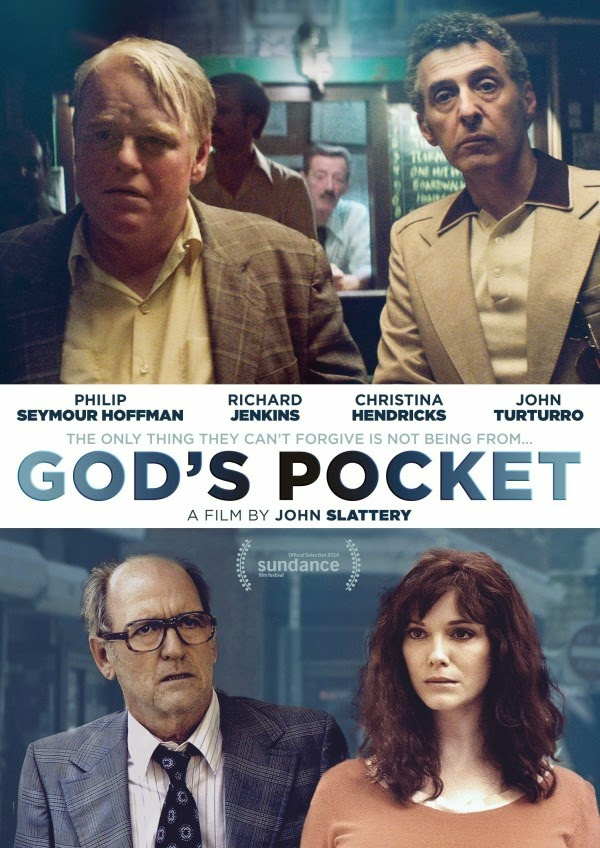God's Pocket (2014) Poster
