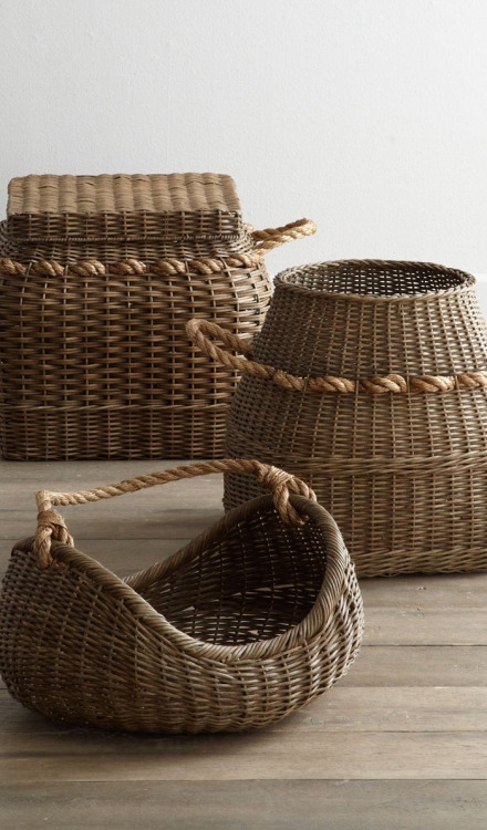Baskets and their many uses/lulu klein
