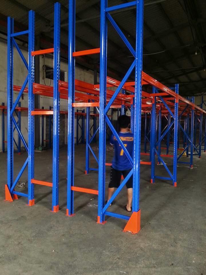Vinatech triển khai lắp đặt kệ kho tại Hải Phòng