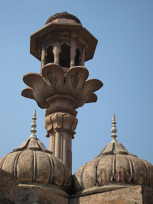 Lucknow Bara Imambara roof architecture