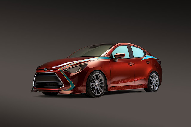 Scion iA Skybound