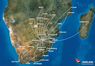 SA Airlink Network