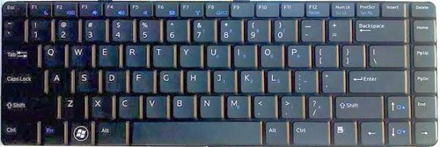 bàn phím laptop chính hãng