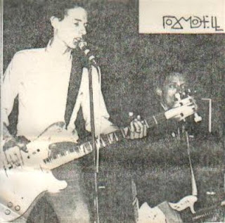 TOX MODELL-PARKHOF 11.04.81, TAPE, 1981, NETHERLANDS