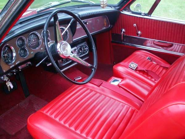 Awesome 1962 Studebaker Gran Turismo Hawk Auto Restorationice