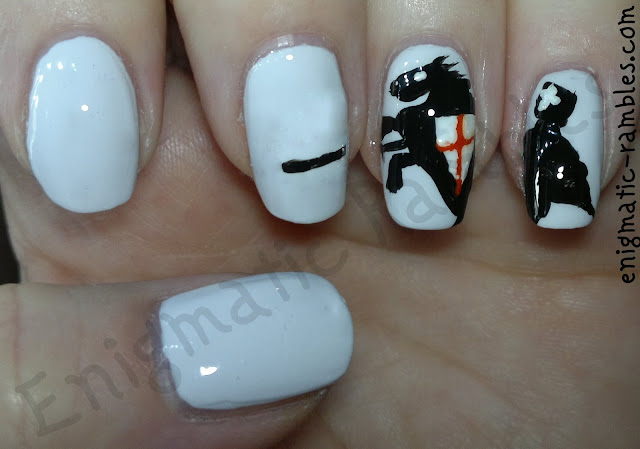 st-george-georges-day-nails-patriotic-england
