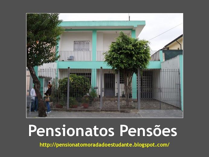 AANGLO TAMANDARÉ FMU FECAP E OUTROS PENSIONATO RAPAZES SAO PAULO SP CAPITAL LIBERDADE