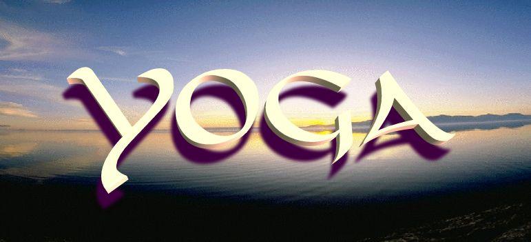 Monday Evening Yoga